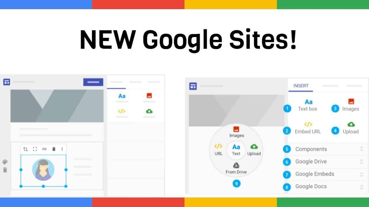 google sites for seo